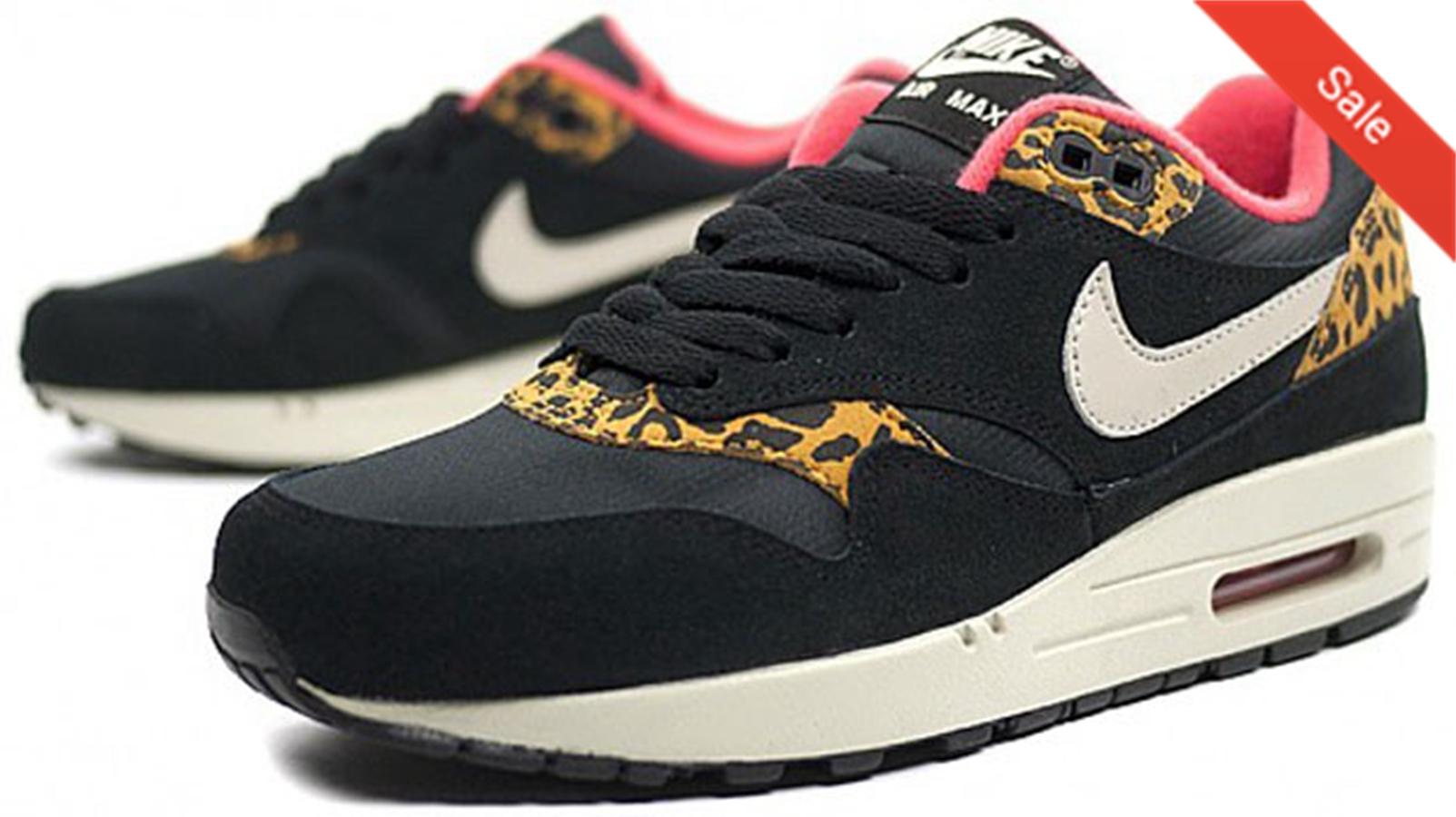 air max pour femme leopard,Nike WMNS Air Max 1 Leopard - Le ...